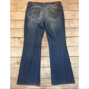 Ag Adriano Goldschmied Jeans - Adriano Goldschmied The Angel Bootcut Jeans